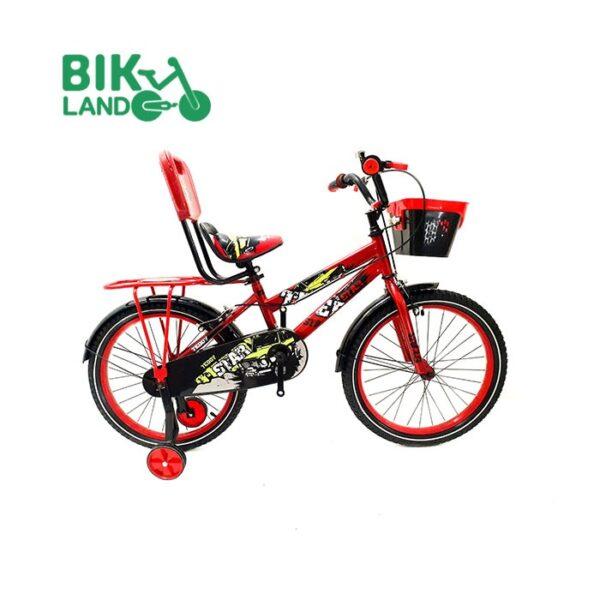 دوچرخه سبد دار مناسب کودکان برند استار کد 20062