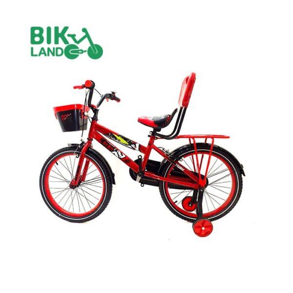 دوچرخه سواری پشتی دار کودکان برند استار کد 20062