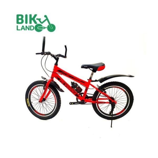 دوچرخه قرمز کودک