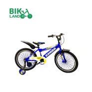 دوچرخه تک سرعته رمبو اسپرت مدل T20-M040 کد 20176 سایز 20 مناسب برای کودکان