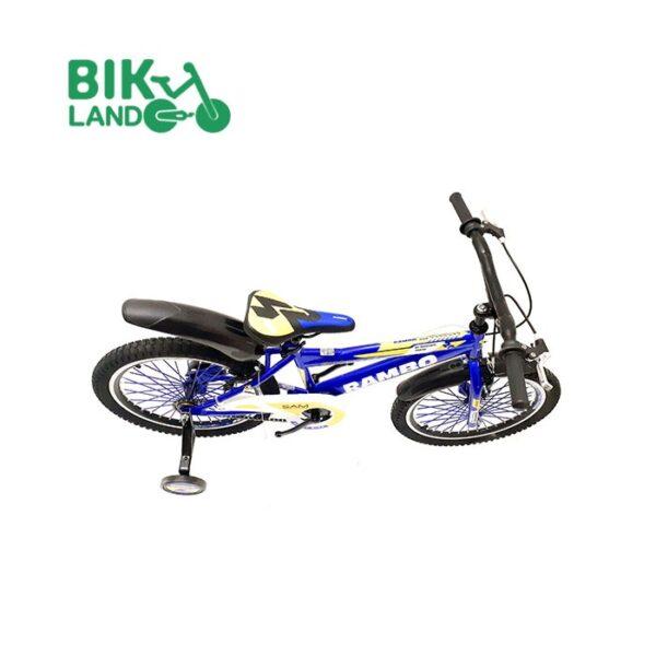 دوچرخه رمبو اسپرت مدل T20-M040 کد 20176 سایز 20 مناسب برای کودکان