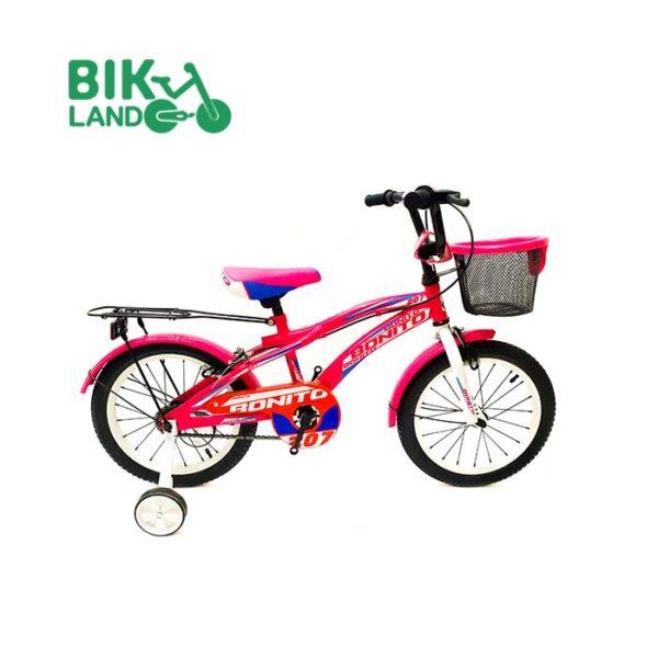 دوچرخه کودک تک سرعته بونیتو مدل 207-205 کد 20205 سایز 20 مناسب برای کودکان