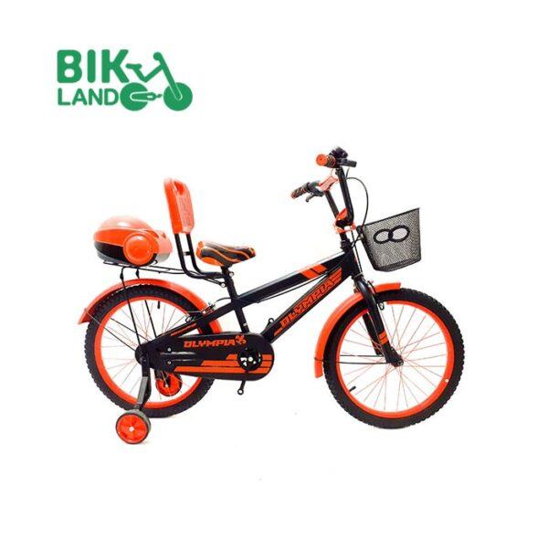دوچرخه بچه گانه المپیا مدل HR20822 کد 20250 سایز 20 مناسب برای کودکان