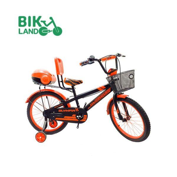 دوچرخه سواری بچه گانه المپیا مدل HR20822 کد 20250 سایز 20 مناسب برای کودکان