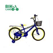 دوچرخه بچه گانه المپیا مدلS20822 کد 20251 سایز 20 مناسب برای کودکان