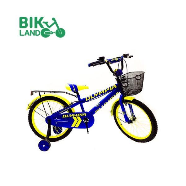 دوچرخه سواری بچه گانه المپیا مدلS20822 کد 20251 سایز 20 مناسب برای کودکان
