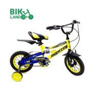 دوچرخه بچگانه بونیتو سایز 12 رنگ زرد