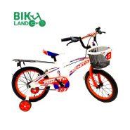 دوچرخه بچگانه بونیتو سایز 16 رنگ سفید