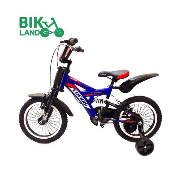 دوچرخه آبی کافیدیس سایز 16