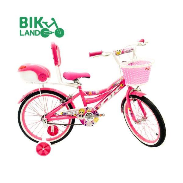 دوچرخه بچگانه اکی سایز 20 رنگ صورتی