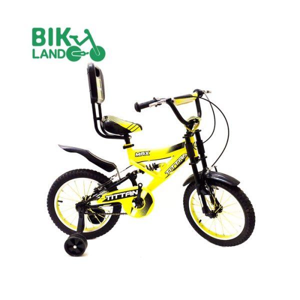 دوچرخه بچه گانه تیتان مدل 16218 سایز 16