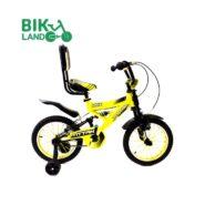 دوچرخه سواری بچه گانه تیتان مدل 16218 سایز 16