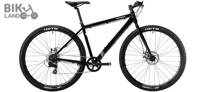دوچرخه هیبریدی شهری