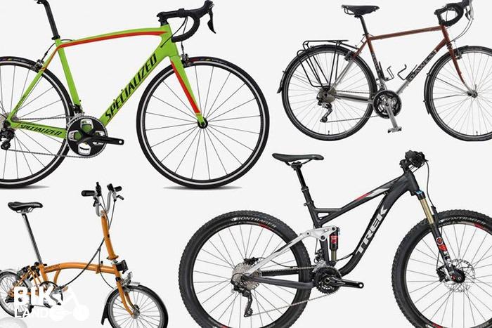 type-of-bikes