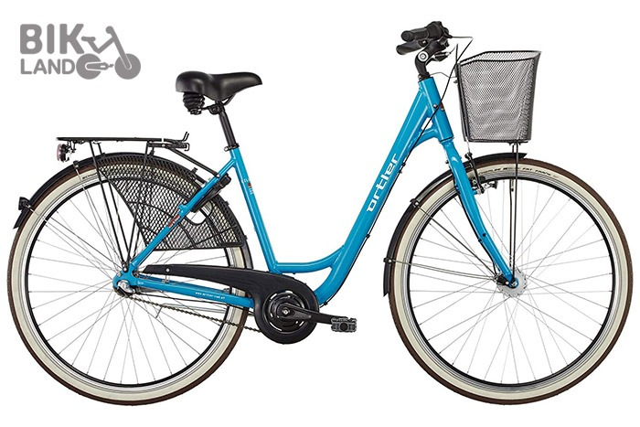 دوچرخه شهری بانوان