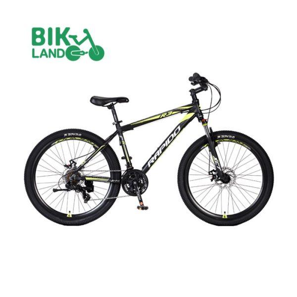 دوچرخه کوهستان راپیدو مدل R3 سایز 26