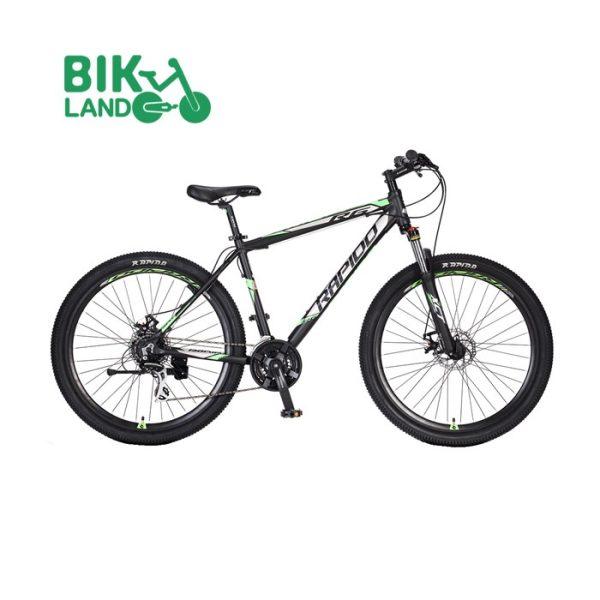 دوچرخه کوهستان راپیدو مدل R6 سایز 27.5