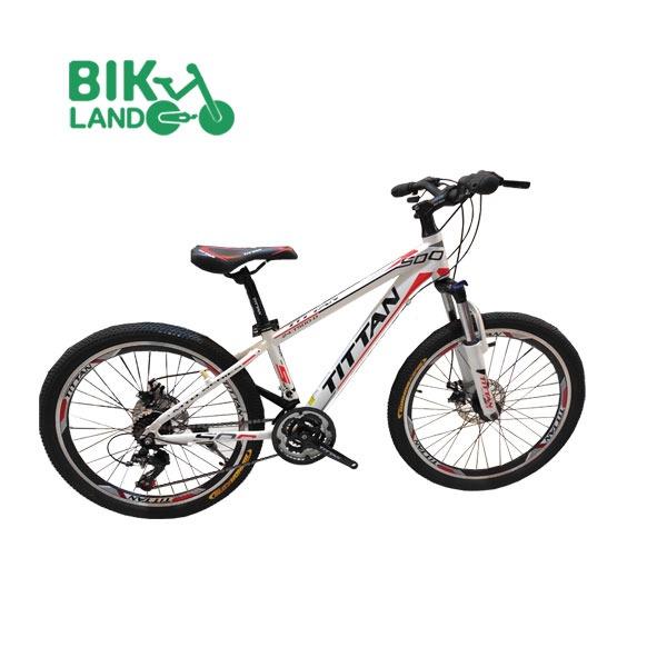 دوچرخه تیتان مدل T500 سایز 24