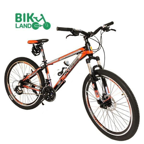 Xtreme cato 26 bike front