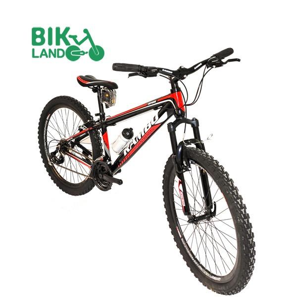 rambo genesis 26 bike front