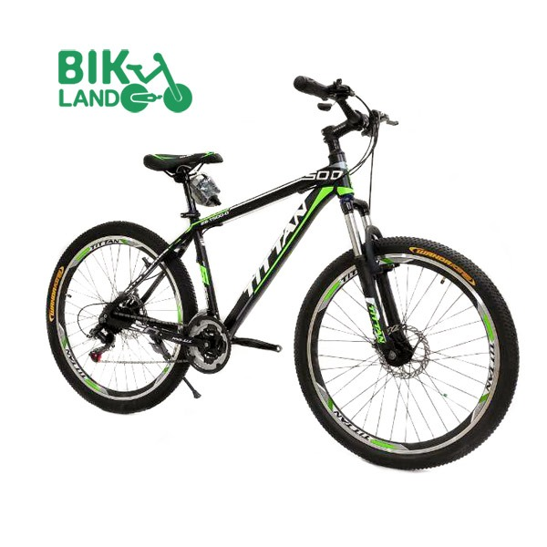 titan t500 bike size26 slant
