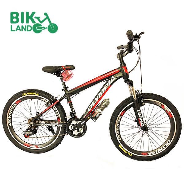 دوچرخه کوهستان المپیا مدل هوندا Honda سایز 24