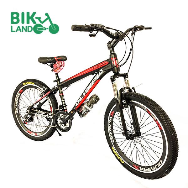 olympia-honda-bike-front