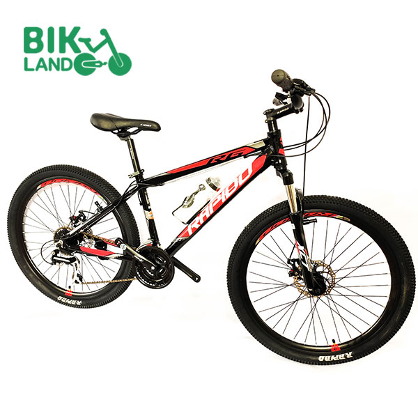 دوچرخه کوهستان راپیدو r6 سایز 26