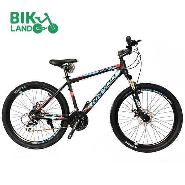 دوچرخه کوهستان راپیدو مدل R6 سایز ۲۶