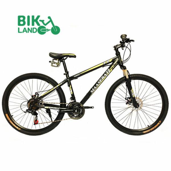 دوچرخه کوهستان مازراتی مدل فشن سایز 17