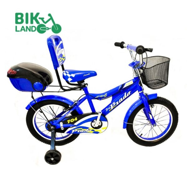 دوچرخه بچه گانه پرادو مدل 704 سایز 16