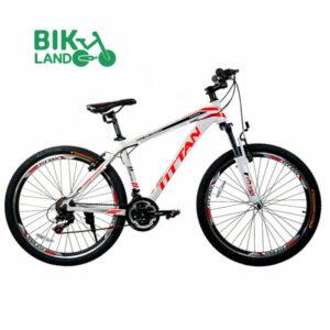 دوچرخه کوهستان تایتان t800 سایز 26