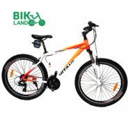 دوچرخه کوهستان ژیتان gt1000 رنگ نارنجی