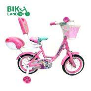 دوچرخه دخترانه کافیدیس سایز 12 صورتی