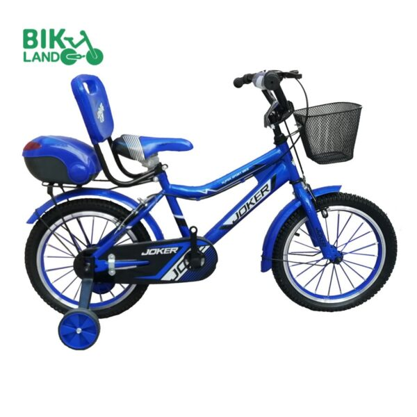 دوچرخه پسرانه جوکر رنگ آبی