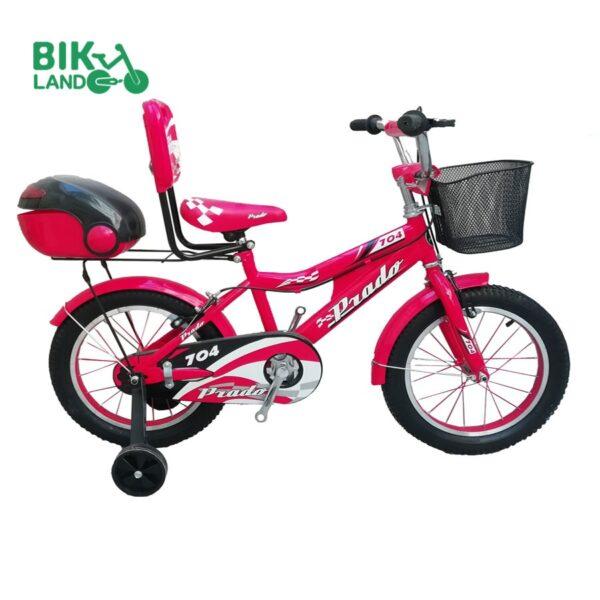 دوچرخه بچه گانه prado رنگ قرمز