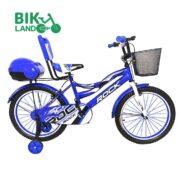 دوچرخه بچه گانه راکی سایز 20 آبی