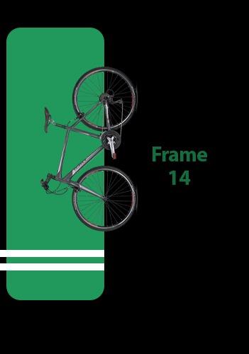 دوچرخه فریم 14