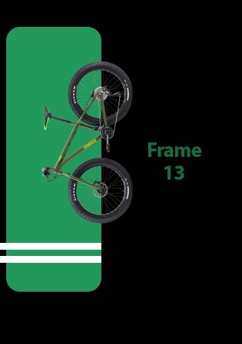دوچرخه فریم 13