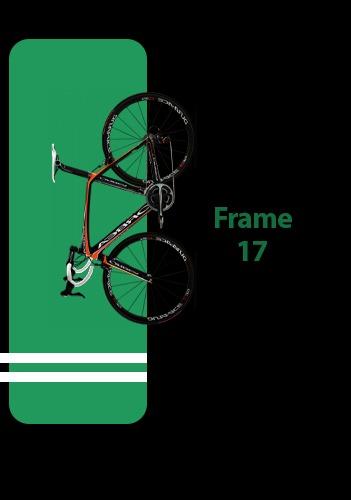 دوچرخه فریم 17