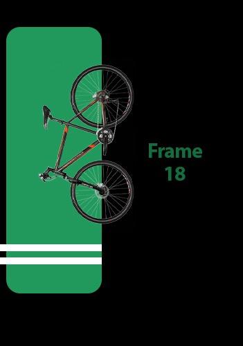 دوچرخه فریم 18