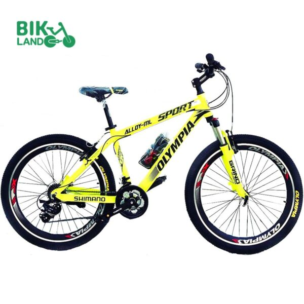دوچرخه کوهستان المپیا مدل SPORT ALLOY ML سایز 26