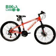 دوچرخه کوهستان بونیتو مدل STRONG 2D سایز 24