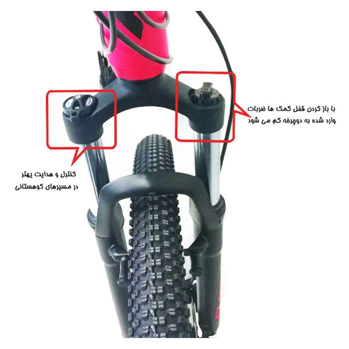 اینفوگرافی-دوشاخ-قفل-شو-تنظیمی-دوچرخه-فلش-مدل-ریس