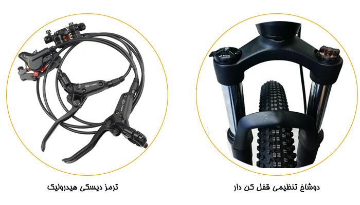 Logan-hydraulic-disc-brake