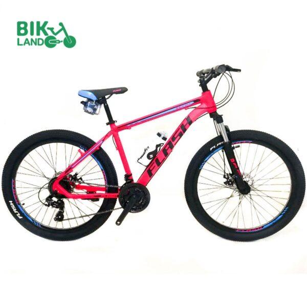 دوچرخه کوهستان فلش مدل race d15 سایز 27.5