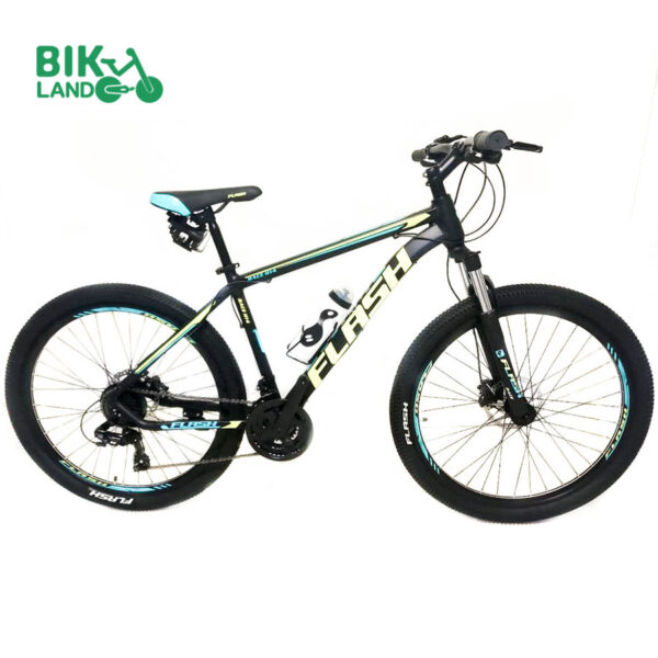 دوچرخه کوهستان فلش مدل race h14 سایز 27.5