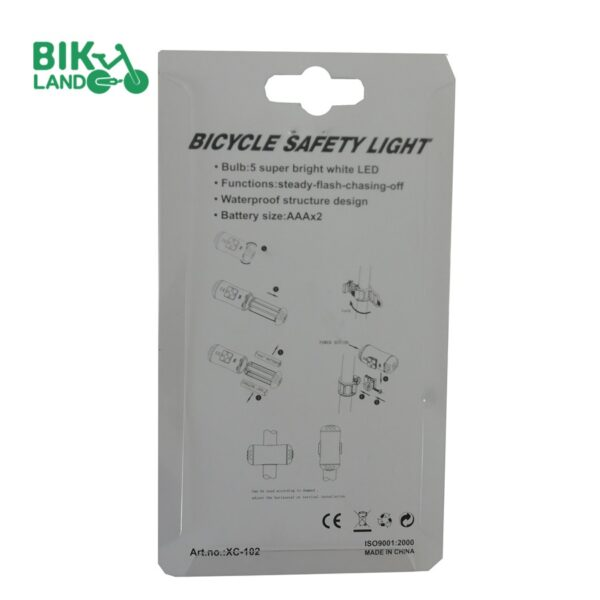 چراغ عقب دوچرخه اکی