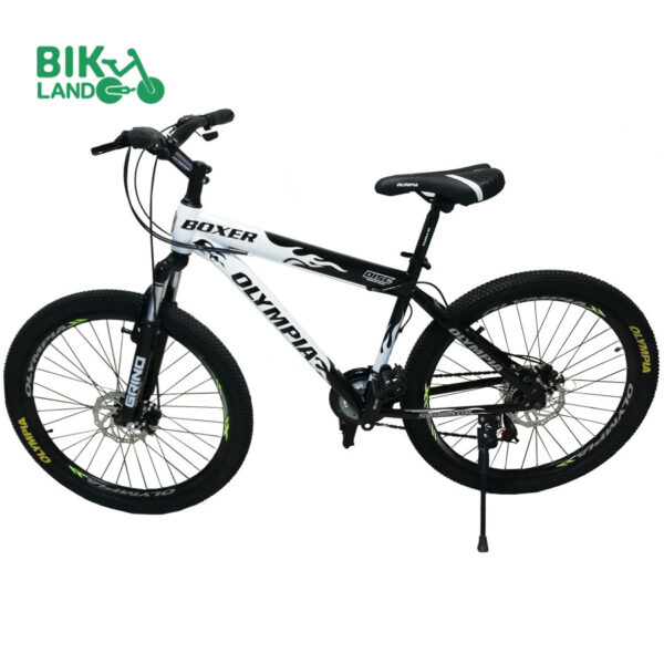 دوچرخه المپیا مدل باکسر سایز 26
