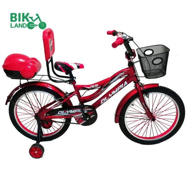 دوچرخه پسرانه المپیا مدل نیو سایز 20